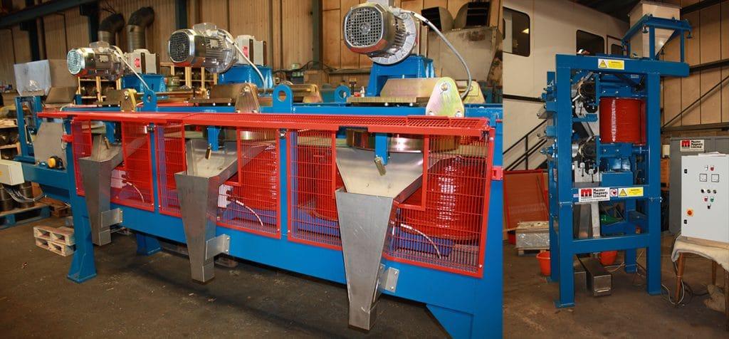 magnetic separators manufacturer