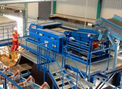 Master Magnets Eddy Current Separator