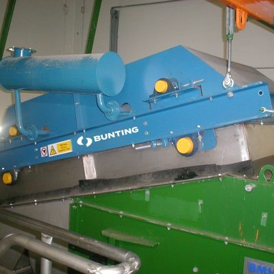 BUNTING ELECTRO OVERBAND