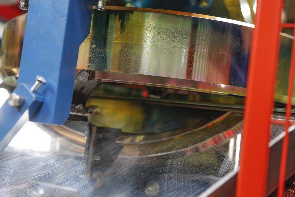 Disc separator training