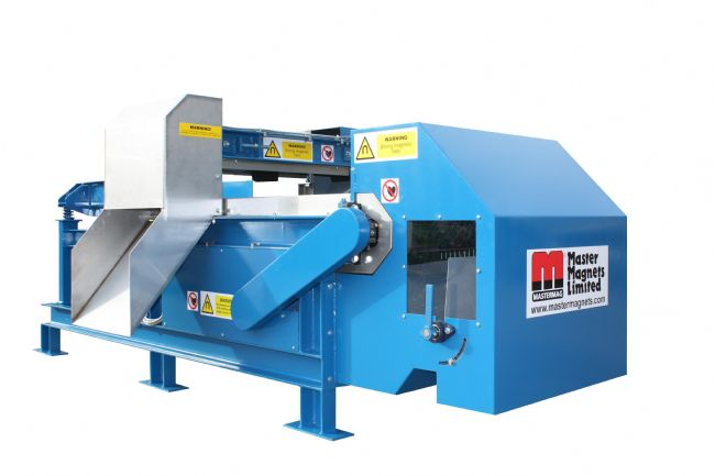 Eddy Current Separator Systems Master Magnets