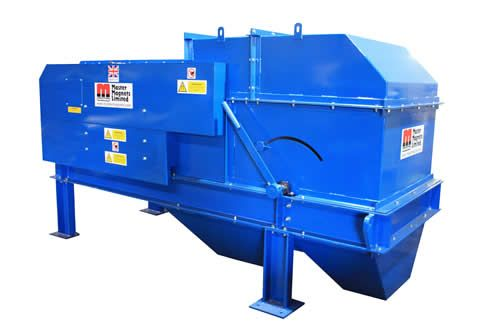 Eddy Current Separator Systems main