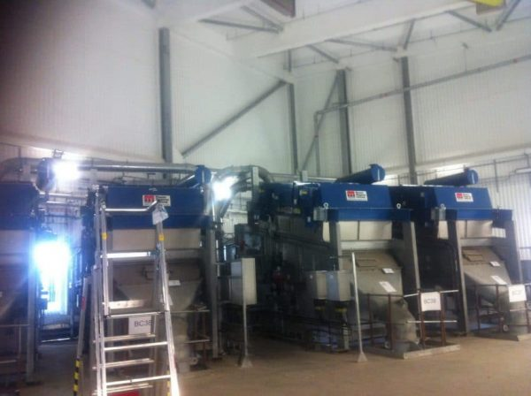 overband magnetic separator 