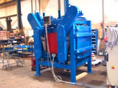 Induced Roll Mineral Separator