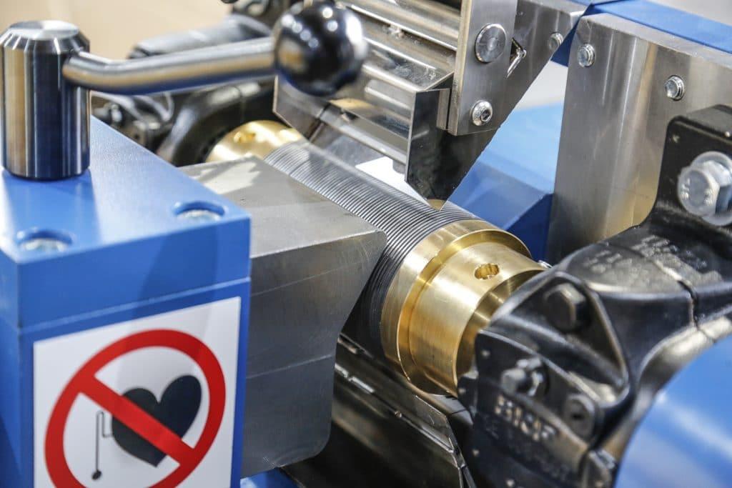 Roll Magnetic Separator