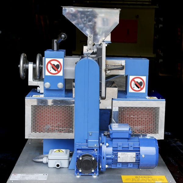 A laboratory-sized Induced Roll Magnetic Separator