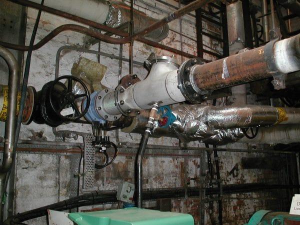 Liquid Pipeline Separators in action