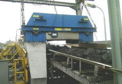 Electro Overband Coal Processing