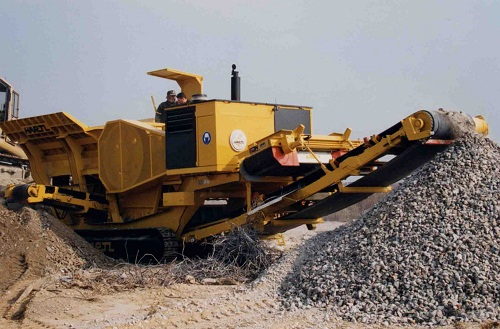 aggregate-quarrying