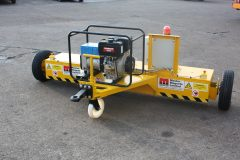Electro magnetic sweeper
