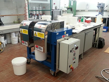 Laboratory Wet Magnetic Separator