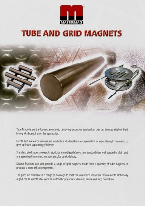 Tube Magnets