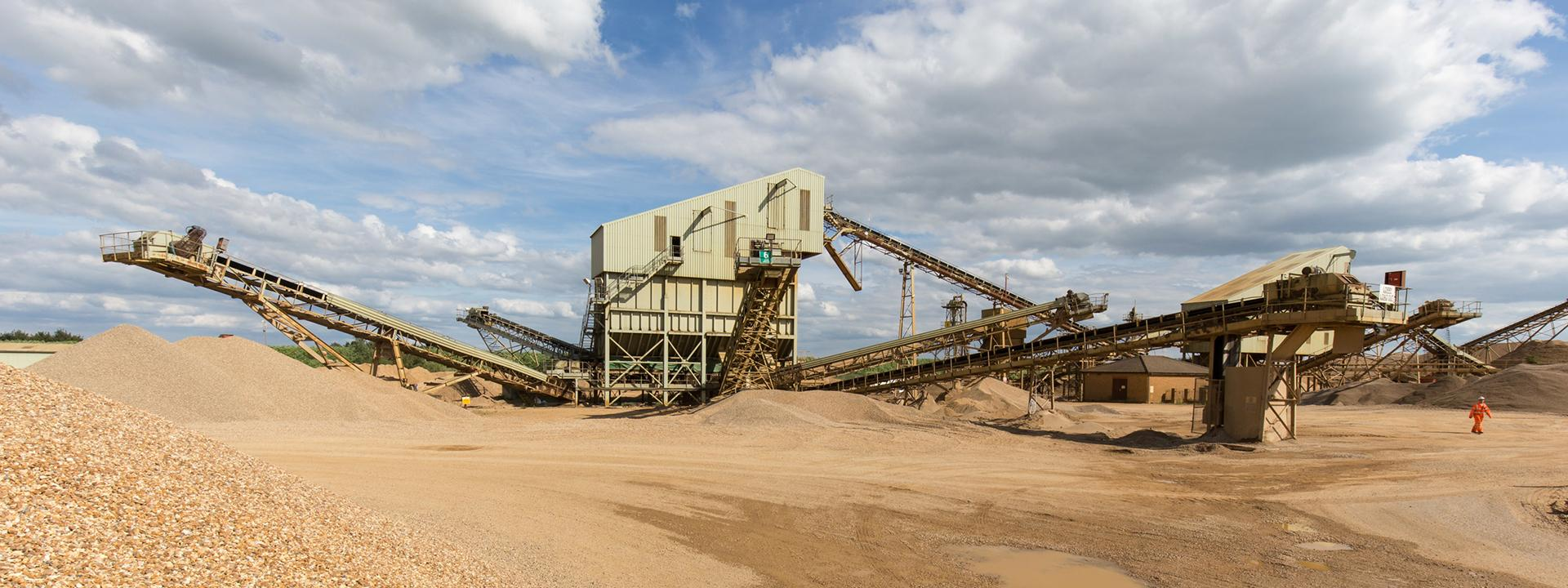 Aggregate Quarrying