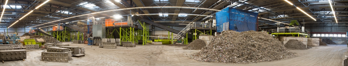 bulk household and commercial waste