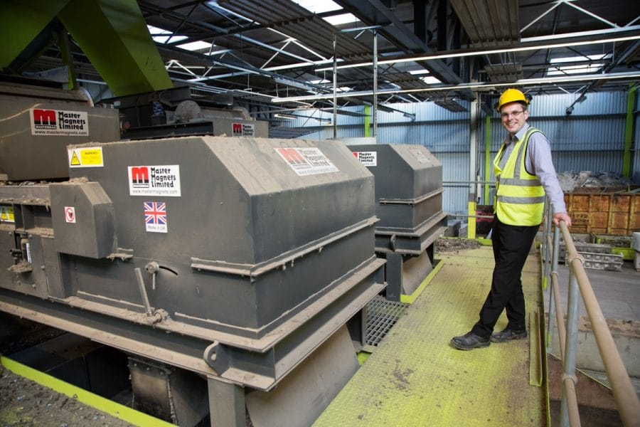 Vibratory Feeder Recycling Lives