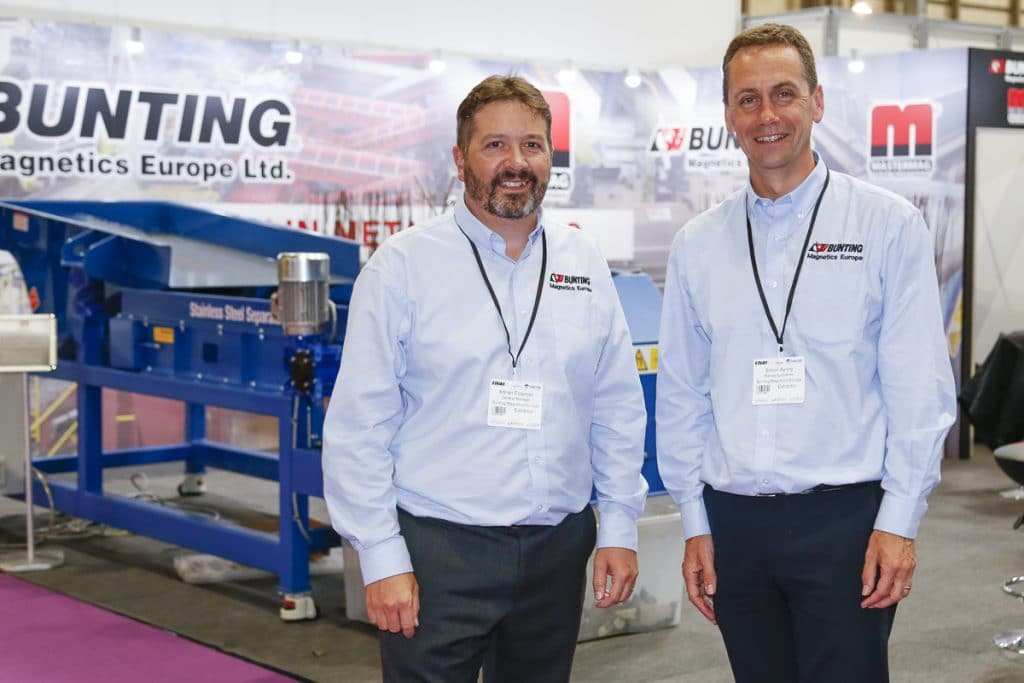 Adrian Coleman and Simon Ayling at RWM 18