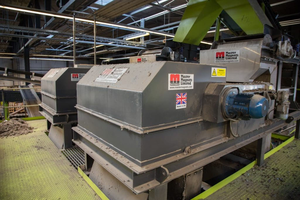 Eddy Current Separators Recycling Lives