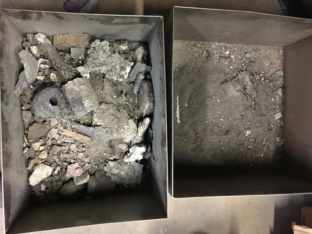 Incineration Bottom Ash