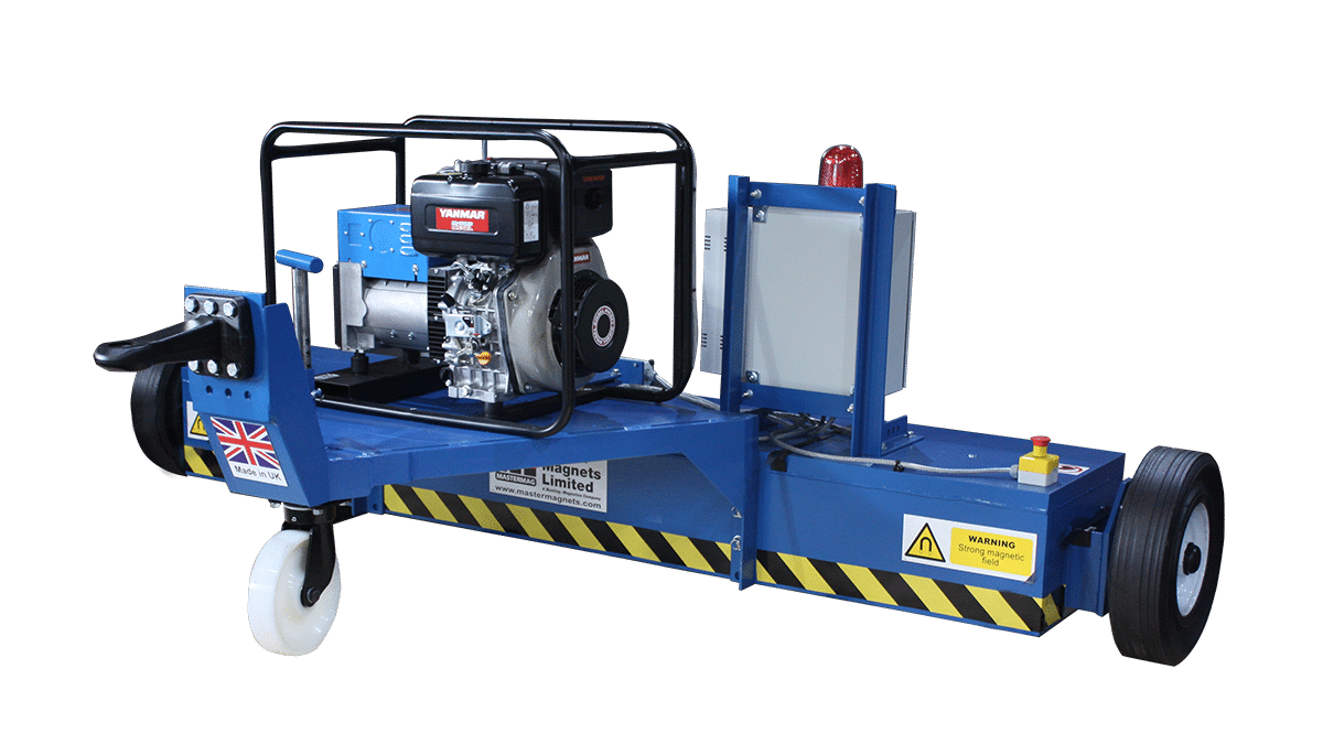ElectroMagnetic Sweeper