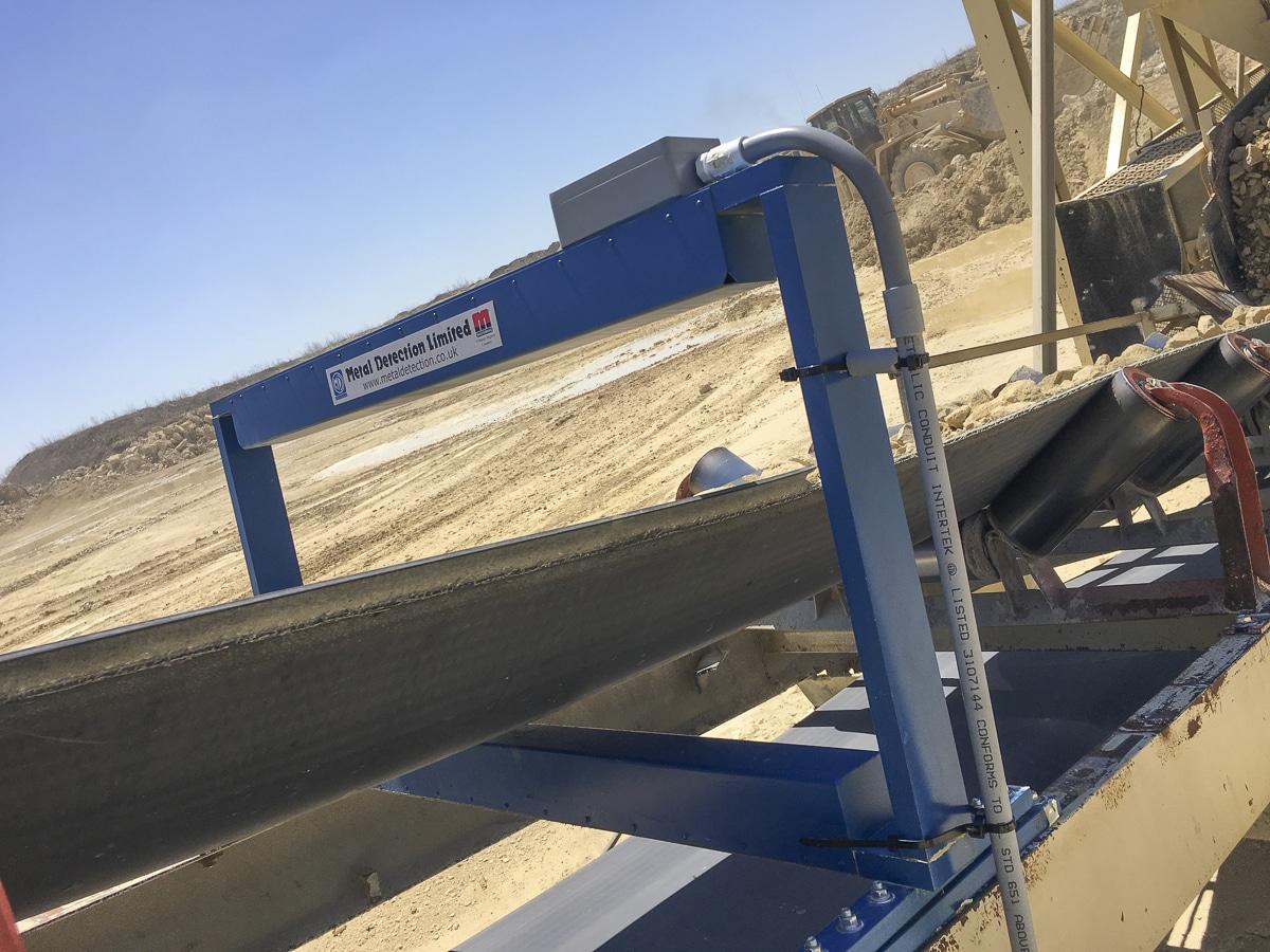 Metal Detector Quarry