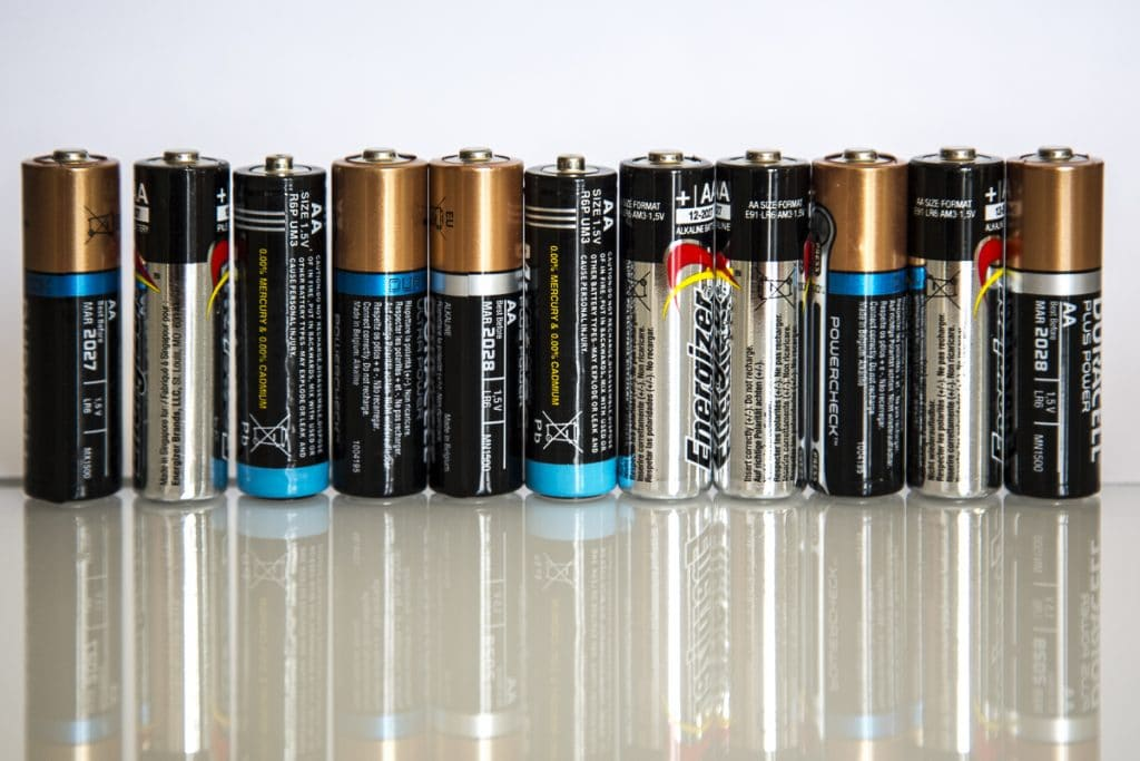 Recycling Used Batteries
