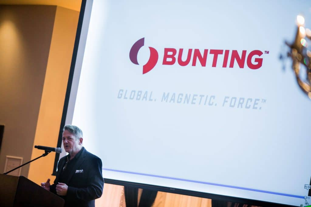 Bunting Presentation