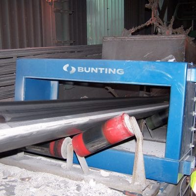 QDC Conveyor Belt Metal Detector