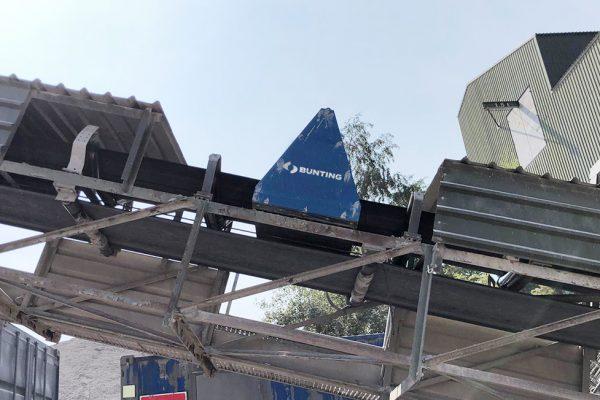 QTA Conveyor Belt Metal Detector
