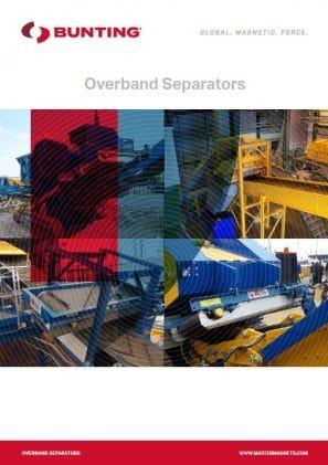 Overband Separators Data Sheet
