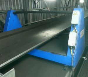 QTA Conveyor Belt Metal Detector