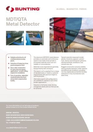 MDT/QTA Metal Detector Guide