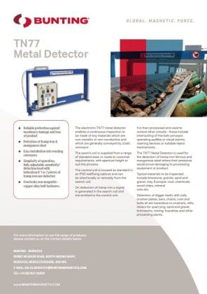 Tn77 Metal Detector Guide