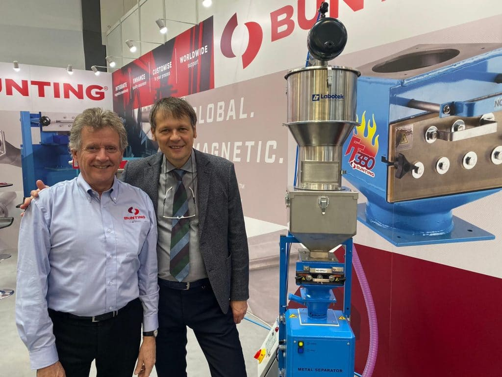 Stefano and Phil at K2019