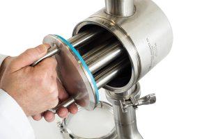 Bunting - Magnetic Liquid Trap 2