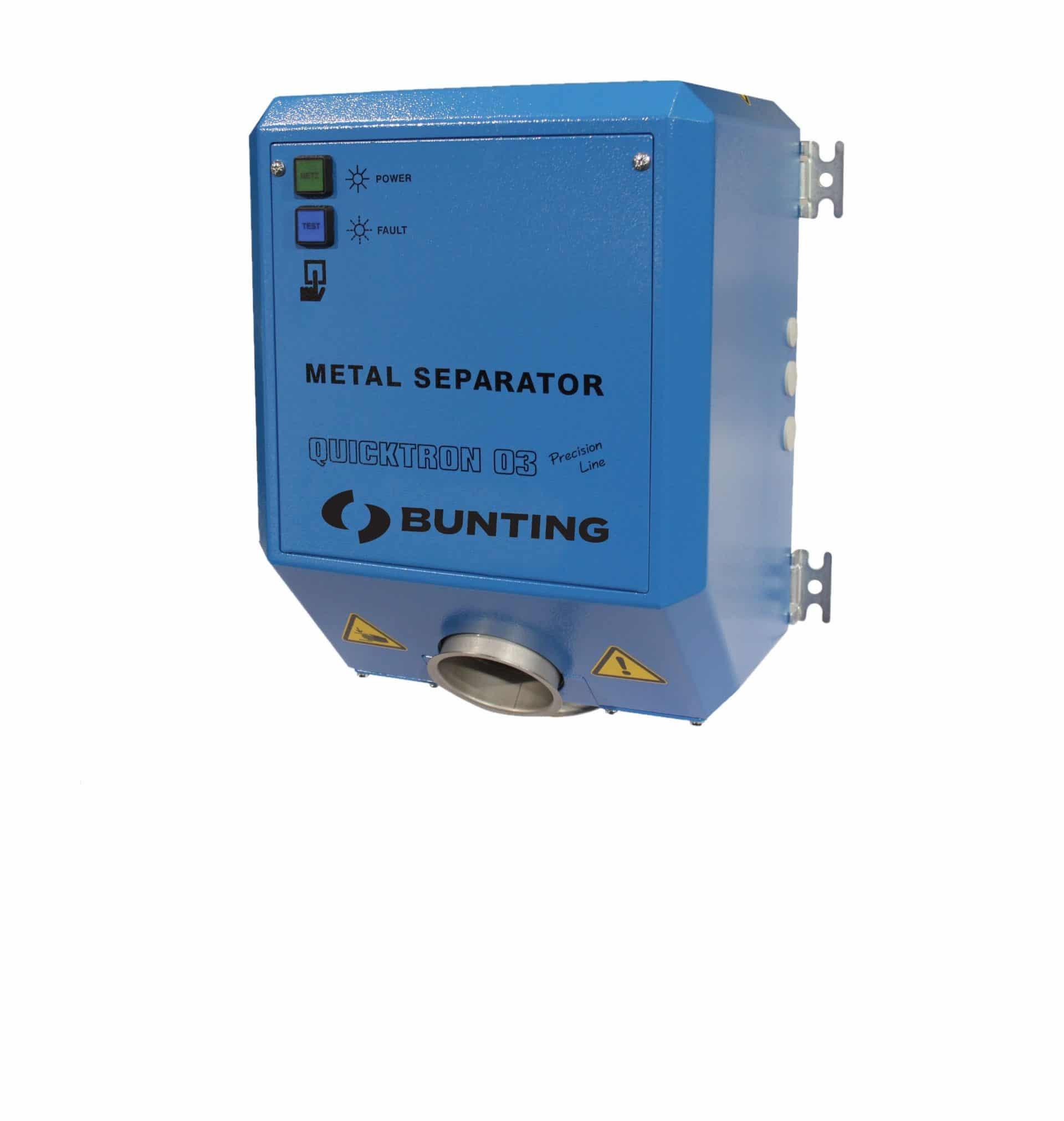 Metal Separator QuickTron