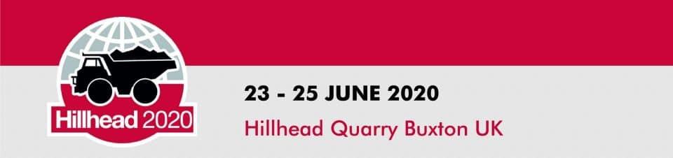 Hillhead 2020, 23 - 25 June, Buxton, UK