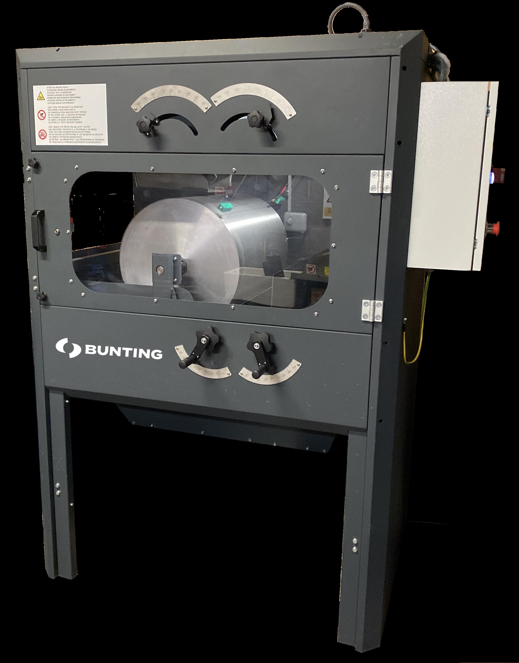 Electrostatic Separator stock image