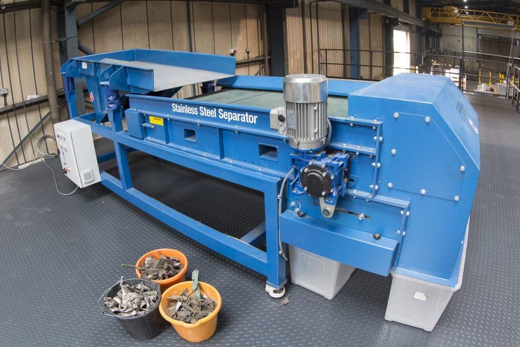 Stainless Steel Separators