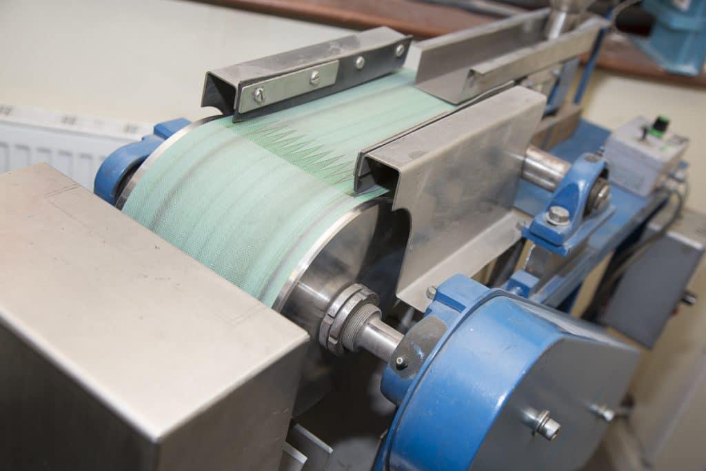 Laboratory-scale Rare Earth Roll Separator