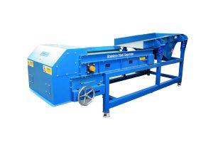 Buntings stainless steel separator