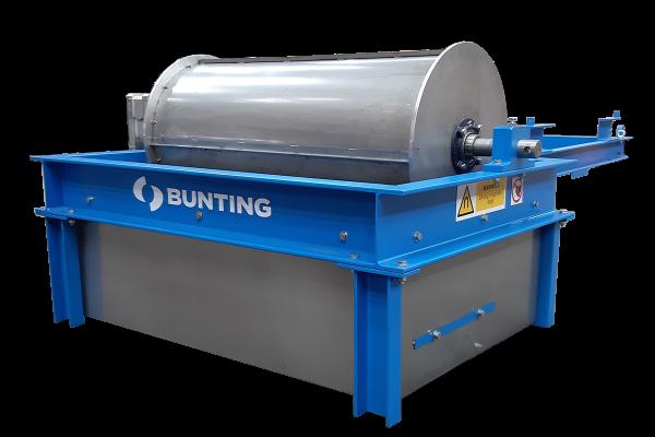Bunting drum magnet