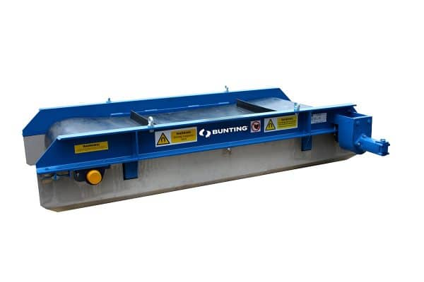 Hydraulic Overband Magnet