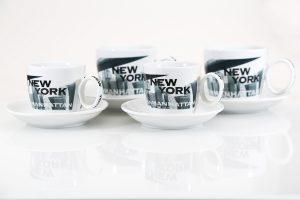4 Ceramic Cups