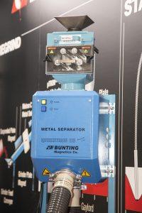 Bunting Magnetics Europe at Interplas 2017