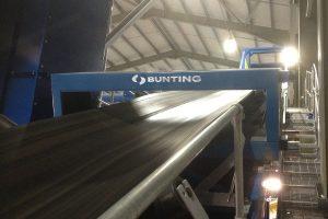Bunting Metal Detector