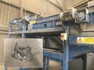 Master Magnets Stainless Steel Separator