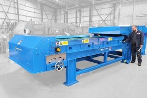 Two SSSC Magnetic Separators Ordered