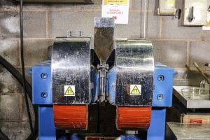 Wet High Intensity Magnetic Separation Testing