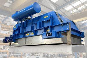Electro Overband Magnet Refurbishment