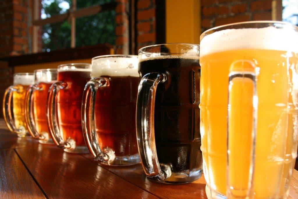 Getting Metal Out of Beer